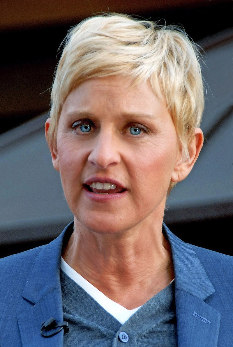 Ellen DeGeneres, Ellen, funniest stand-up comedians, standup comics, best female comedians,
