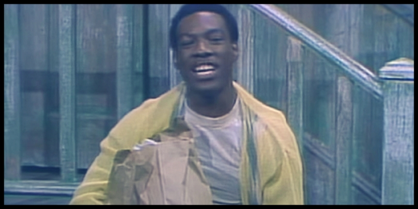 Eddie Murphy, Mr. Robinson's Neighborhood, best snl characters ever,
