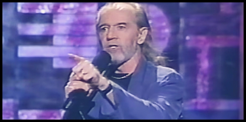 George Carlin, funniest stand-up comedians,