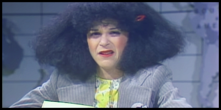 Gilda Radner, Roseanne Rosannadanna, best snl characters ever
