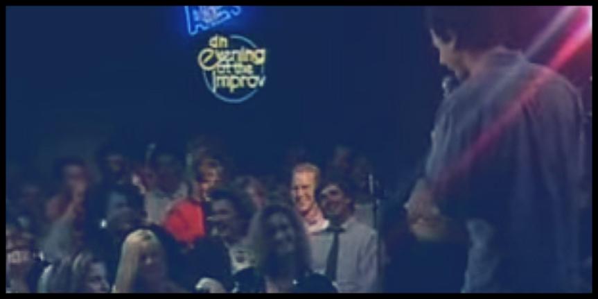 LA Improv, famous comedy clubs,