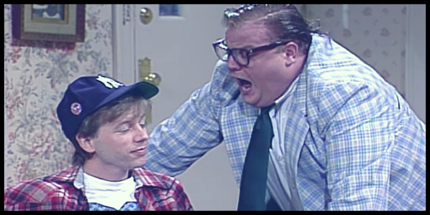 Chris Farley, David Spade, Matt Foley, best snl characters ever,