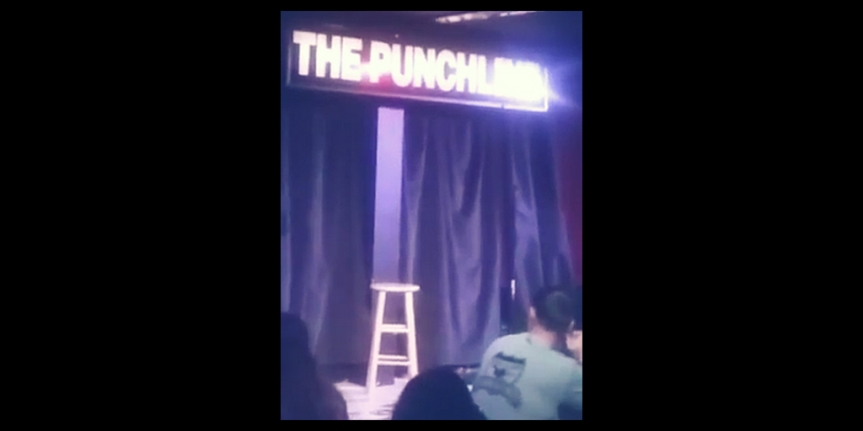 punchline, famous comedy clubs,