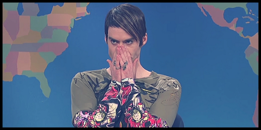 Bill Hader, Stefon, Weekend Update, best snl characters ever,