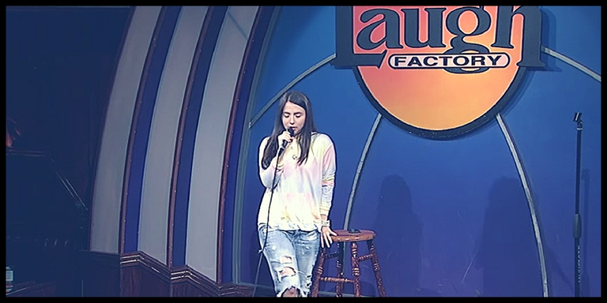 Esther Povitsky, stand up comedian, stand up comedy, Alone Together, freeform,