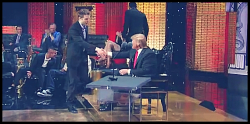 comedy central roast, anthony jeselnik, donald trump,