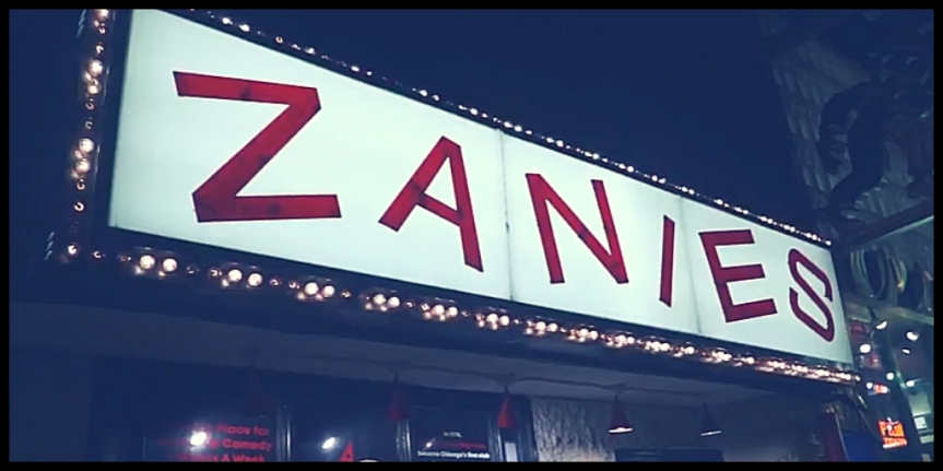 Zanies, Chicago comedy clubs, stand up comedy Chicago,
